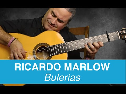 EliteGuitarist.com - Ricardo Marlow Por Bulerias - Comprehensive Online Flamenco Guitar Lessons
