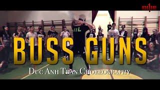 "Ace Hood ""BUSS GUNS"" Choreography by Duc Anh Tran @DukiOfficial @AceHood"