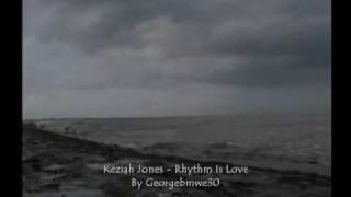 keziah Jones -Rhythm is Love