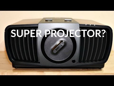Review: The BenQ W11000 4K UHD THX Certified Home Cinema Projector