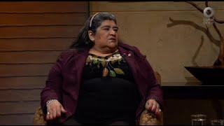 Conversando con Cristina Pacheco - Rosalinda Coronado
