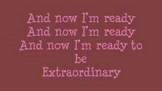 Extraordinary - Mandy Moore [song && lyrics]