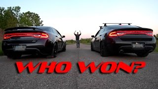 BEST EXHAUST FOR DART | SLOWEST DRAG RACE OF ALL TIME?