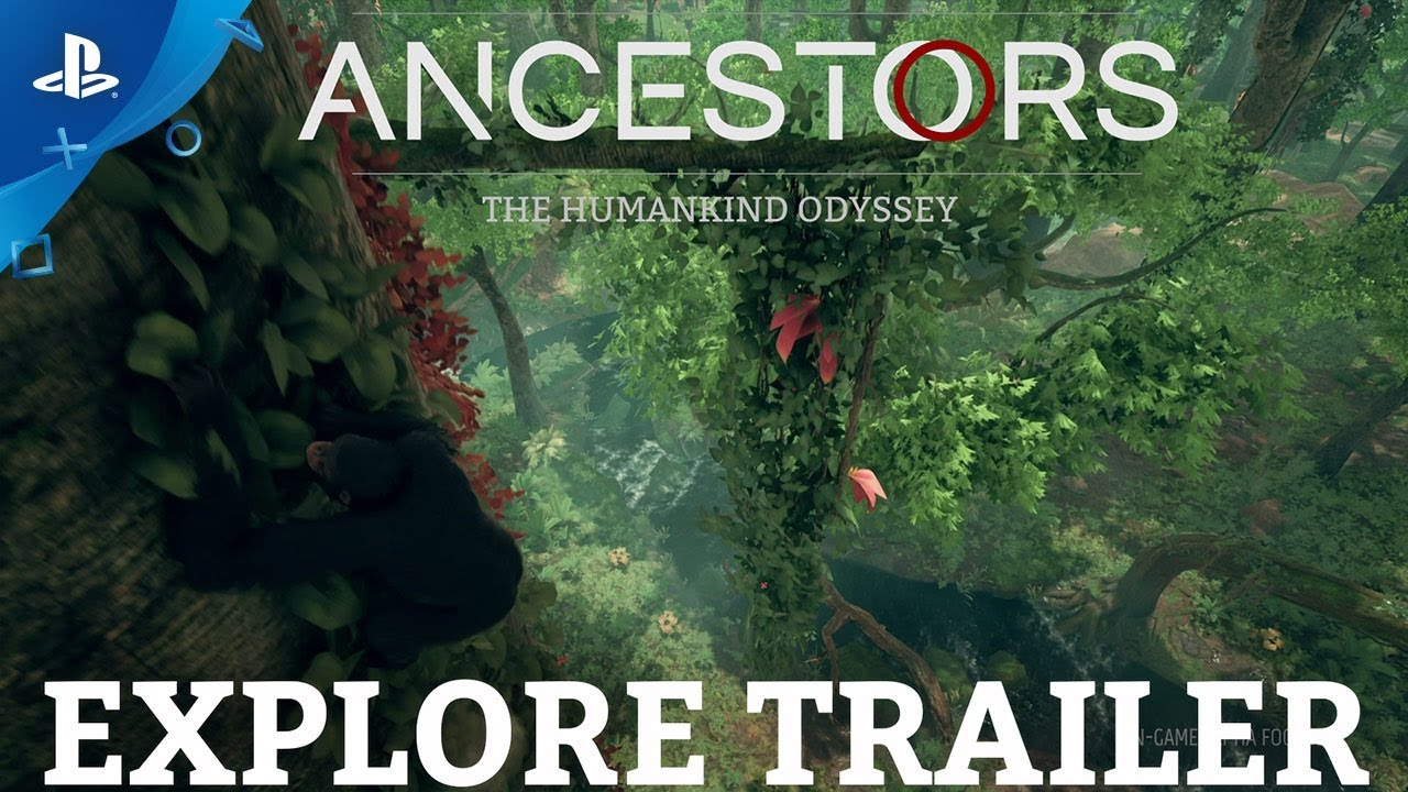 Ancestors: The Humankind Odyssey Launches on PS4 This Year