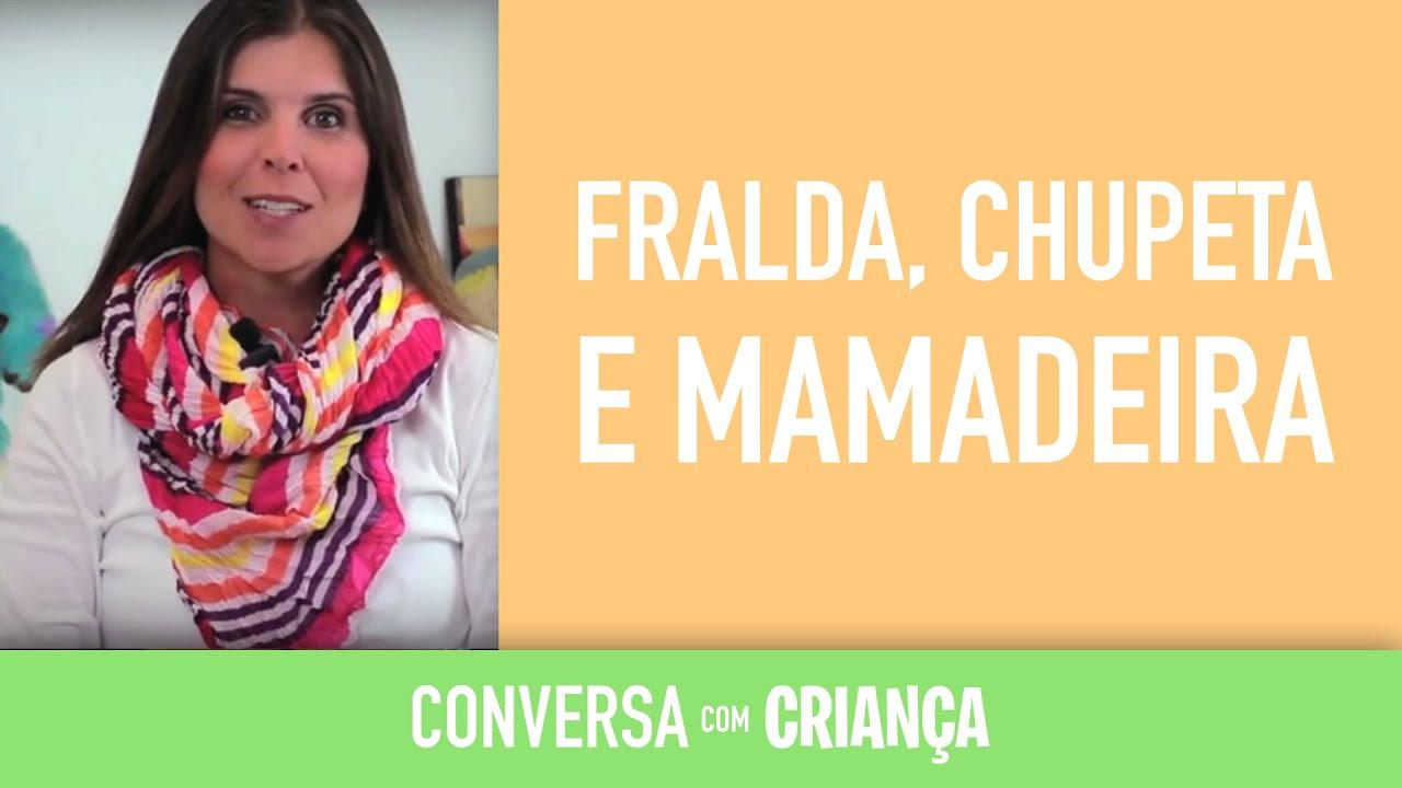 Fralda, Chupeta e Mamadeira | Conversa com Criança