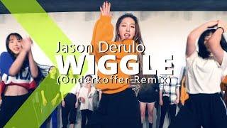 Jason Derulo Feat. Snoop Dogg   Wiggle (Onderkoffer Remix)  JaneKim Choreography.