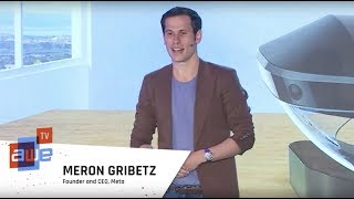 Meron Gribetz (CEO, Meta): The Future of Productivity is Spatial - Introducing Meta's AR Workspace