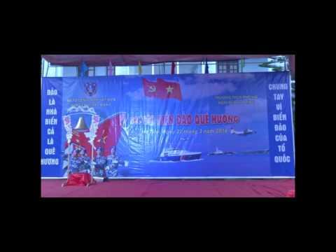 Trường THCS Phổ Hải - Em yêu biển đảo quê hương (P.1)