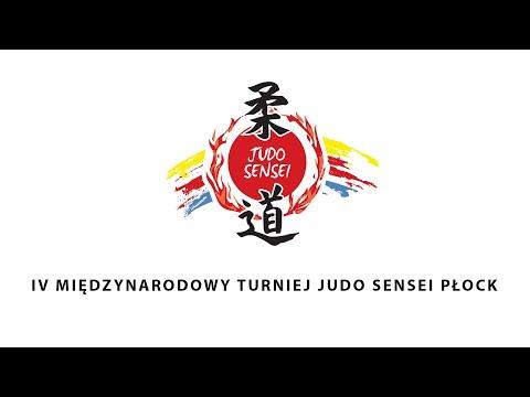 IV Międzynarodowy Turniej Judo Sensei Płock