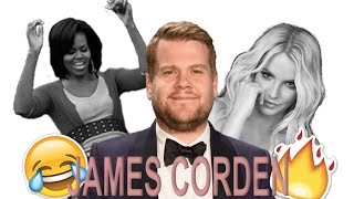James Corden Best Moments Part 4
