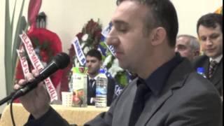 ak parti karakoçan kongresi yapıldı