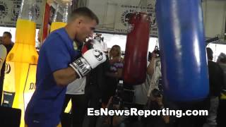Boxing Champ Vasyl Lomachenko To Fight On Mayweather vs Pacquiao Card