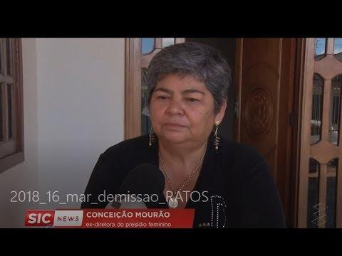 Diretora do presídio feminino diz que foi exonerada depois que avisou sobre os ratos - Gente de Opinião