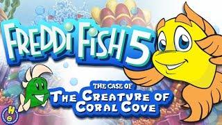 videó Freddi Fish 5: The Case of the Creature of Coral Cove