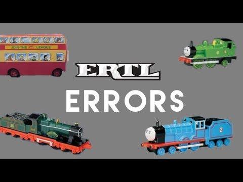 ERTL Errors