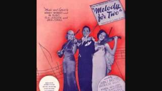 James Melton - September in the Rain (1937)