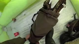 Раскладушки для зимних палаток