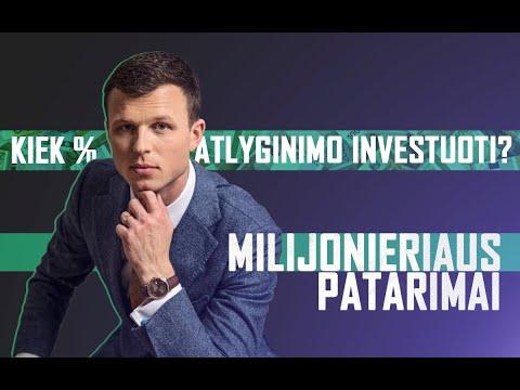 Interneto investicijų apžvalga