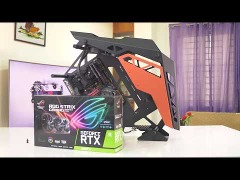 $3000 Gaming PC Build ft ROG RTX 2080ti, i7 8700, Cougar Conquer