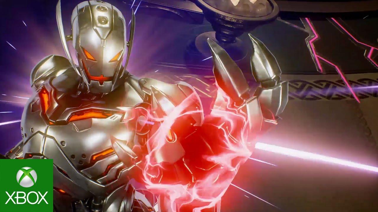 Marvel vs. Capcom: Infinite - Gameplay Trailer 1