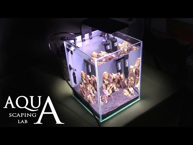Aquascaping Lab - Tutorial