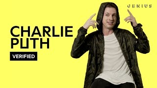 "Charlie Puth ""Attention"" Official Lyrics  Meaning 