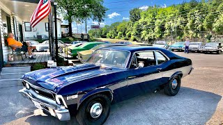 Test Drive 1968 Chevy Nova 427 , 4 Speed  $21,900 Maple Motors