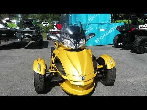 2014 Can-Am Spyder® ST-S SE5 in Sanford, Florida - Video 1