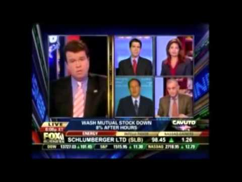 Neil Cavuto Keeps His Promise To Ban Peter Schiff From His Show!