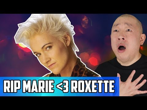 Rest In Peace Marie Fredriksson | Roxette Forever. Our Thoughts And Prayers Are With You.