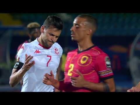 العرب اليوم - شاهد: مُلخَّص وأهداف مباراة تونس وأنغولا