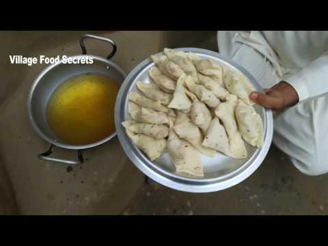 Aloo Samosa recipe Samosa Chatni Ramadan recipe Grandma's Style Village Style Village Food Secrets