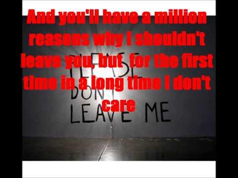 Música I Ain't Gonna Take It Anymore