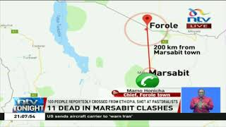 11 killed in Marsabit attack - VIDEO