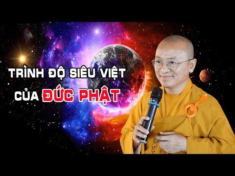 Trình độ siêu việt của đức Phật