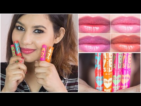 Baby Lips Electro Lip Balm - Oh! Orange!  by Maybelline #7