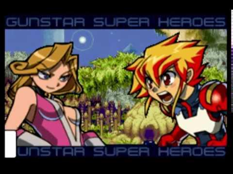 Gunstar Super Heroes (U)(Trashman) ROM < GBA ROMs   Emuparadise