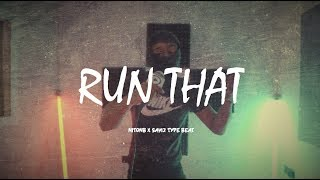 "NitoNB x CGM x Sav12 Type Beat ""Run That""   UK Drill Instrumental 2019"