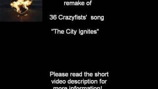Orchestral Remake of: 36 Crazyfists - The City Ignites - Benedikt Grosser