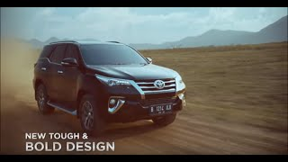 Toyota All New Fortuner 2016 Official Video