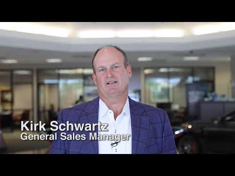 General Sales Manager Kirk Schwartz