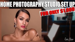 How To Build A Professional Photography Studio In Home