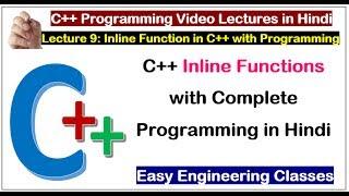 inline function in c++||c++ tutorials - Thủ thuật máy tính