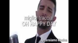 """Recensione dell'album """"Merry Christimas"""" di Marco Carta"""