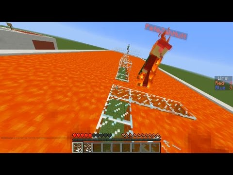 Minecraft 2v2 LAVA RACE #3 with Vikkstar, Nadeshot, Preston & Pete (Minecraft Parkour PVP Race)