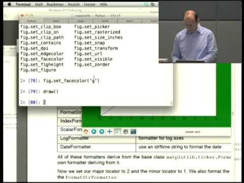 Image from Plotting with matplotlib