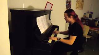 Sonata Arctica - Destruction Preventer piano version [HD]