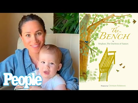 Meghan Markle Announces Her First Children's Book Based on a Father's Day Poem For Husband   PEOPLE