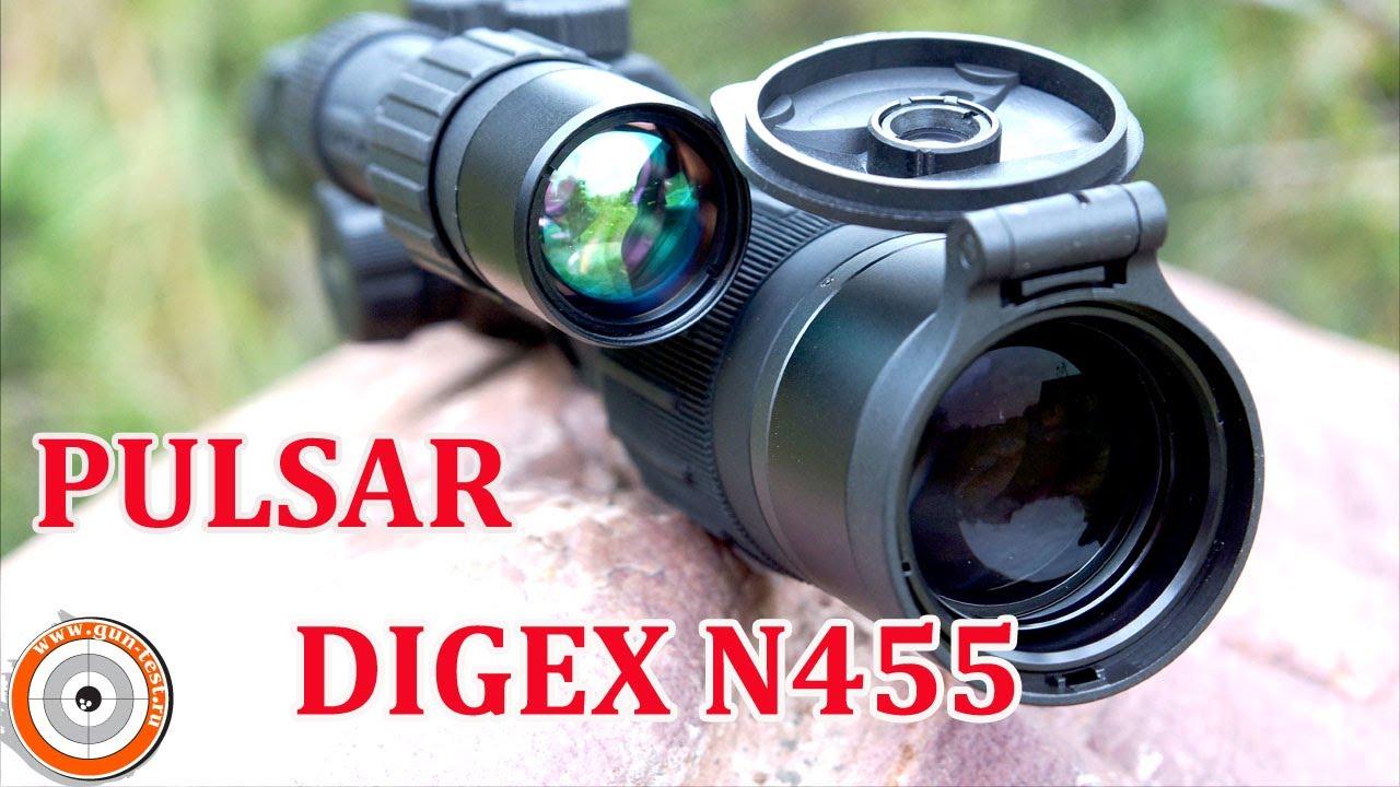 Видеообзор прицела Digex N455