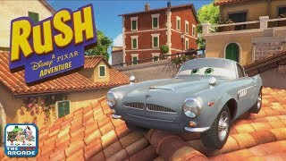 Rush: A Disney Pixar Adventure - Chasing a Convoy through the Italian Coast (Xbox One Gameplay)